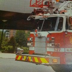 Photo taken at Eastside firehouse by John G. on 8/10/2012