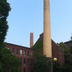 Photo taken at Lowell National Historic Park by Jamie S. on 8/4/2012