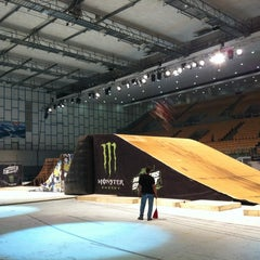 Photo taken at Olympiahalle by Martin S. on 6/6/2012