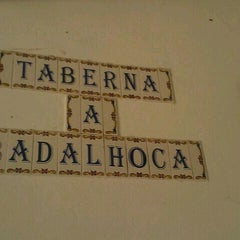 Photo taken at Taberna A Badalhoca by André G. on 5/11/2012
