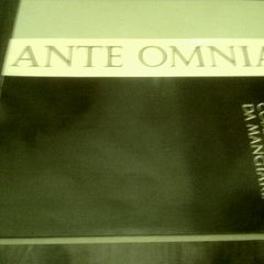 Photo taken at Ante Omnia by Lore on 2/25/2012