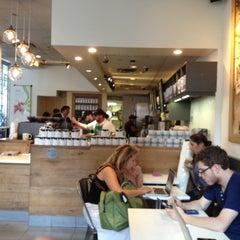 Photo taken at Starbucks by Татьяна Г. on 8/27/2012