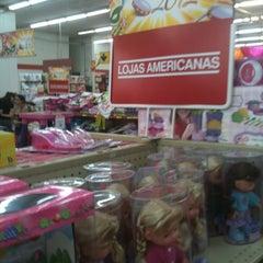 Photo taken at Lojas Americanas by Carlos Santana on 2/12/2012