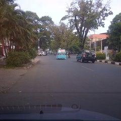 Photo taken at Jalan Arief Rate by Herman T. on 6/28/2012