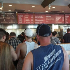 Photo taken at Chipotle Mexican Grill by Mark J. on 7/16/2012
