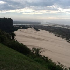 Photo taken at Farol do Morro dos Conventos by Rodrigo R. on 6/30/2012