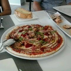 Photo taken at Restaurante Cervecería Marelli by Enrique O. on 6/26/2012