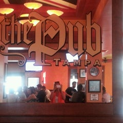 Photo taken at The Pub Tampa Bay by Danae D. on 6/17/2012