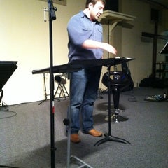 Photo taken at Experience Community Church by Angela A. on 2/19/2012
