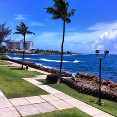 Photo taken at Caribe Hilton by Chris G. on 7/12/2012