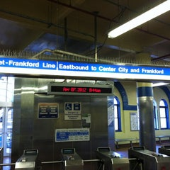 Photo taken at SEPTA 69th Street Transportation Center by Courtney C. on 4/7/2012