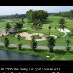 Photo taken at Song Be Golf Resort by Chuan C. on 8/13/2012