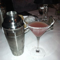 Photo taken at Dominick's Steakhouse by Jessica W. on 4/22/2012
