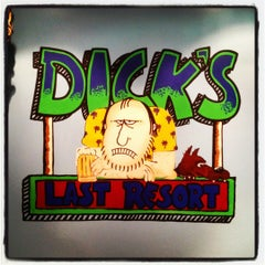 Photo taken at Dick's Last Resort by Ryan A. on 4/5/2012