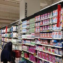 Photo taken at Auchan by Jean-Christophe C. on 4/21/2012