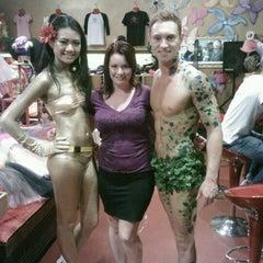 Photo taken at Skin City Body Painting by Amanda M. on 8/3/2012