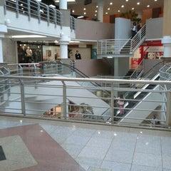 Photo taken at Shopping Jardim das Américas by Wagner F. on 7/26/2012