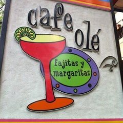 Photo taken at Cafe Ole by Robbi H. on 4/14/2012