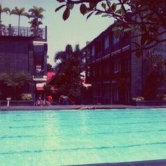 Photo taken at Villa Setiabudi by gracia c. on 8/22/2012
