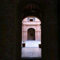Photo taken at Museo de Arte Contemporaneo by DF C. on 2/21/2012
