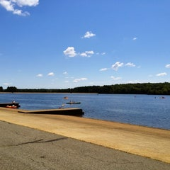 Photo taken at Hopkinton State Park by Joe C. on 7/22/2012