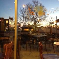 Photo taken at Starbucks by Chris R. on 3/3/2012