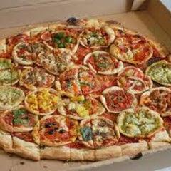 Photo taken at Minsky's Pizza by Bryan R. on 2/28/2012