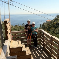 Photo taken at Zip Line Eco Tour by CR T. on 3/3/2012