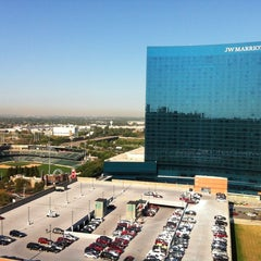 Photo taken at Indianapolis Marriott Downtown by Carrie on 8/20/2012