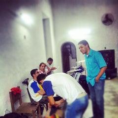 Photo taken at Igreja da Varzea by dinho d. on 7/25/2012