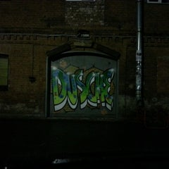 Photo taken at Dusche by Edwin A. on 9/6/2012