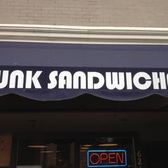 Photo taken at Bunk Sandwiches by Spike on 7/27/2012