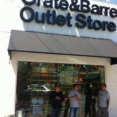 Photo taken at Crate & Barrel Outlet by Won Sun P. on 6/10/2012