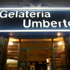 Photo taken at Gelateria Umberto by Francesca D. on 7/6/2012
