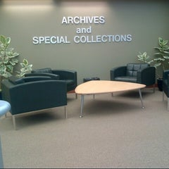 Photo taken at Dr. John Archer Library by Ameen A. on 7/22/2012