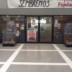 Photo taken at Universidad de Chile - Facultad de Ciencias Sociales by María Paulina C. on 6/16/2012