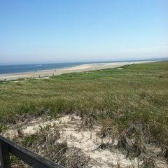 Photo taken at Crane Beach by Jaimie P. on 6/8/2012