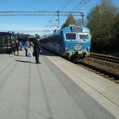 Photo taken at Helenelund (J) by J-P K. on 5/2/2012