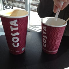 Photo taken at Costa Coffee by Jo C. on 3/5/2012