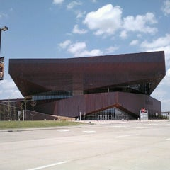 Photo taken at Irving Convention Center at Las Colinas by Supote M. on 6/16/2012