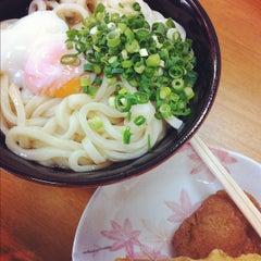 Photo taken at 味庄 by Yamato M. on 5/17/2012