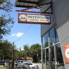 Photo taken at Inversion Coffee House by Brian on 8/20/2012