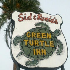 Photo taken at Green Turtle Inn by Ron L. on 6/24/2012