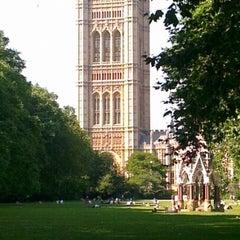 Photo taken at Thames House by Zaiq K. on 7/26/2012