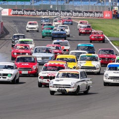 Photo taken at Silverstone Circuit by Full Throttle Life on 2/18/2012