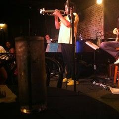 Photo taken at Blues Alley by Kimone M. on 8/12/2012