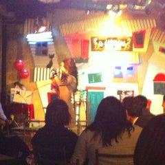 Photo taken at Cachafaz Tango Bar by Juan carlos C. on 9/5/2012