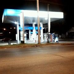 Photo taken at Copec San Martin by Roberto C. on 2/6/2012