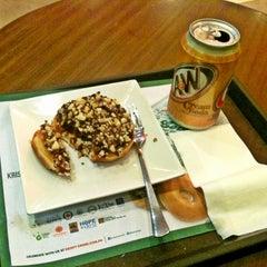 Photo taken at Krispy Kreme by Rachelle P. on 5/26/2012