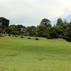 Photo taken at Kebun Raya Bogor by Jovan H. on 4/27/2012